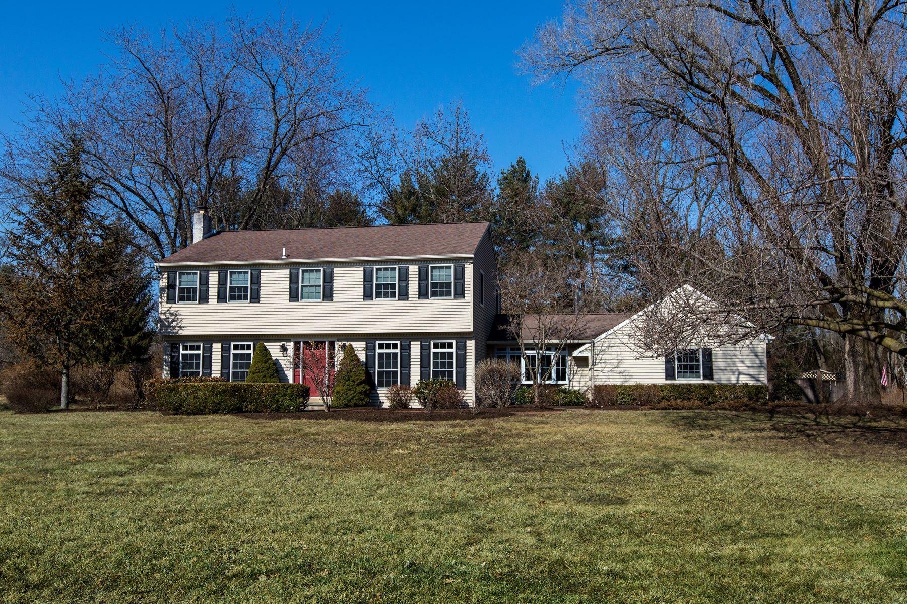 واحد منزل الأسرة للـ Sale في Carvers Ridge 6443 FAWN LN, New Hope, Pennsylvania, 18938 United States