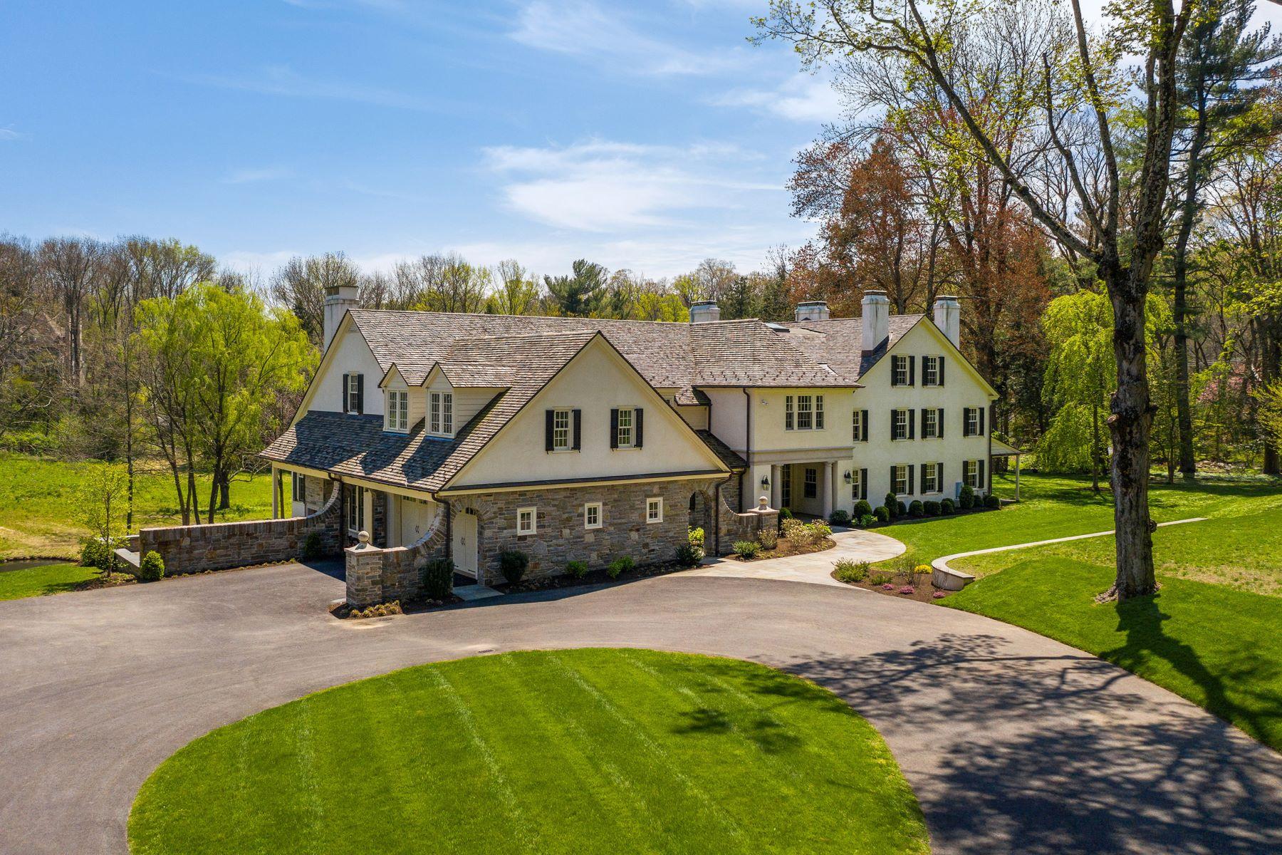 Single Family Homes for Sale at 739 DARBY PAOLI RD Villanova, Pennsylvania 19085 United States