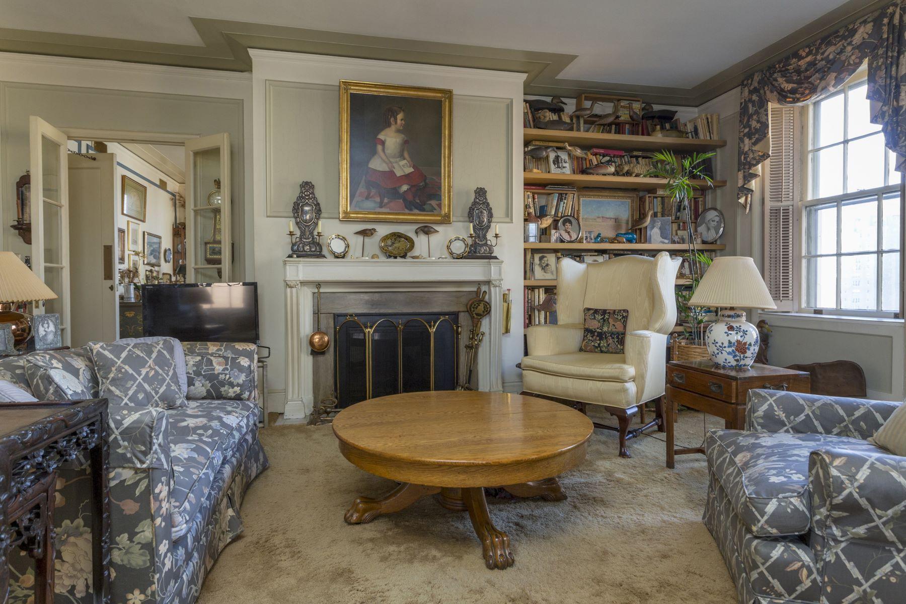 Кондоминиум для того Продажа на Rittenhouse Rarity 250 S 18TH ST 1201, Philadelphia, Пенсильвания, 19103 Соединенные Штаты