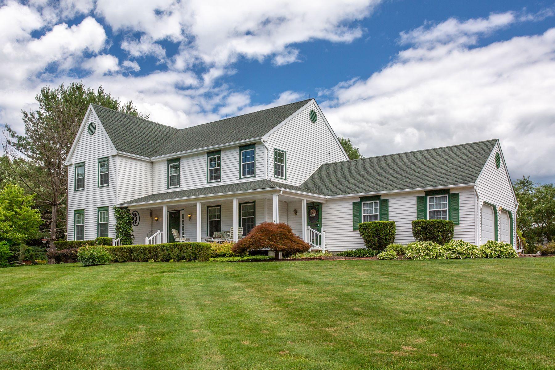Single Family Homes por un Venta en 144 WALNFORD RD Allentown, Nueva Jersey 08501 Estados Unidos
