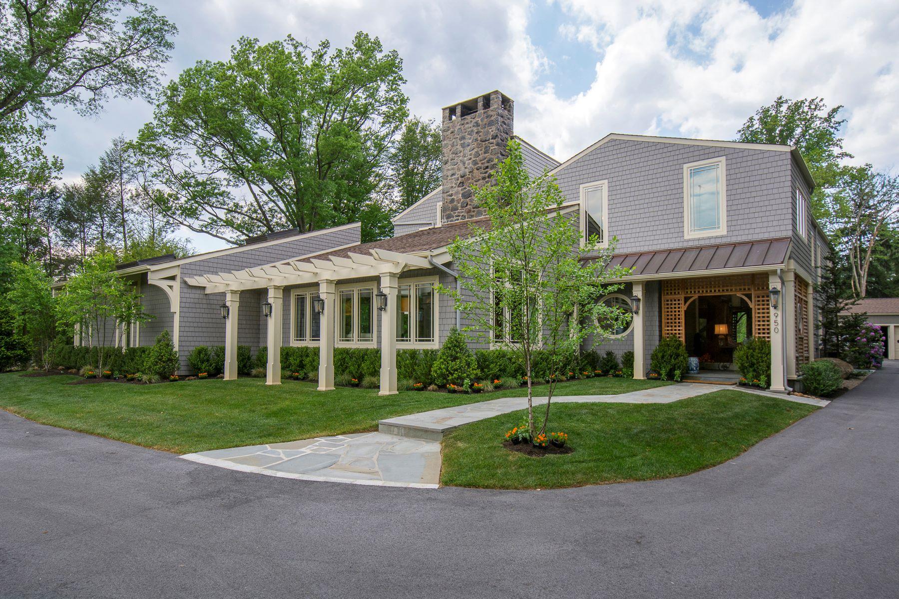 Single Family Homes for Sale at 950 PARKES RUN LN Villanova, Pennsylvania 19085 United States