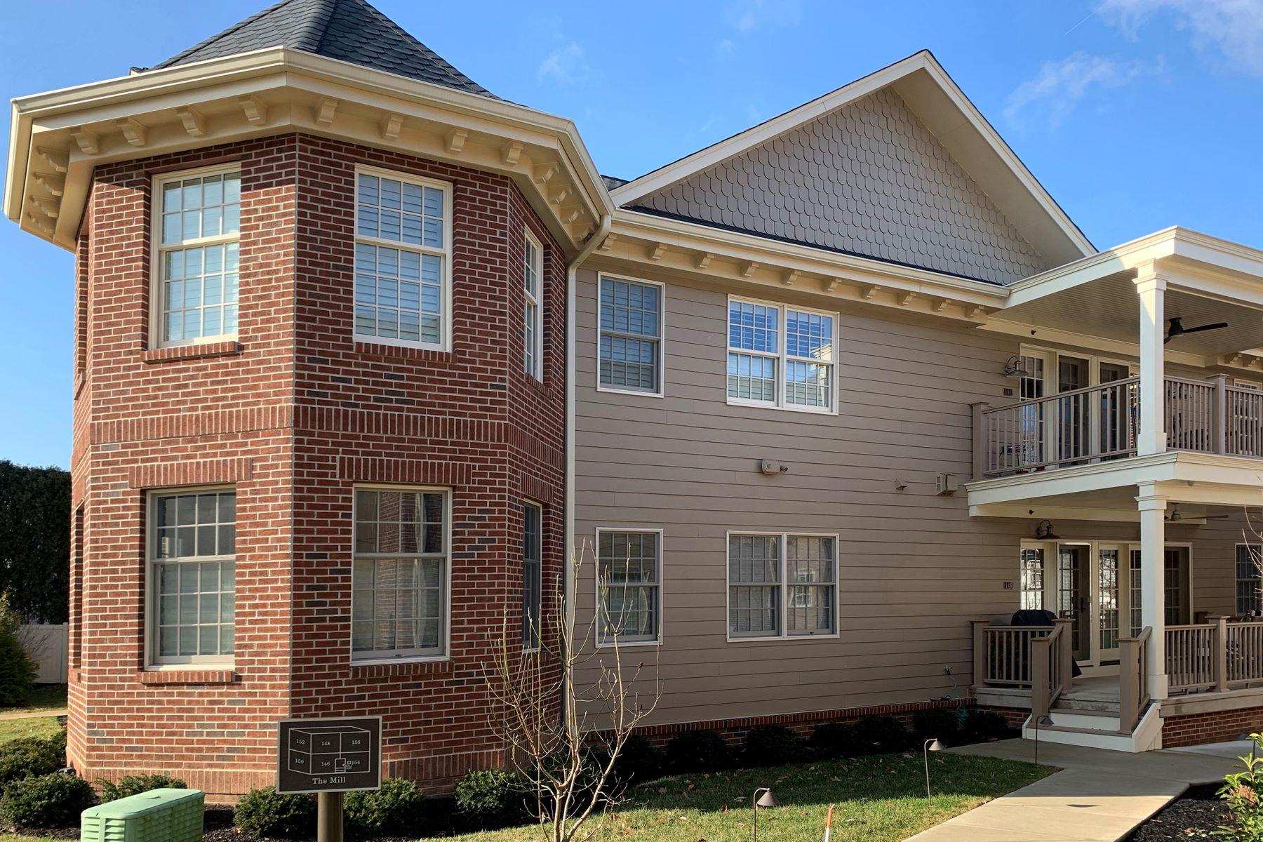 Condominiums for Sale at 146 N CLINTON ST Doylestown, Pennsylvania 18901 United States