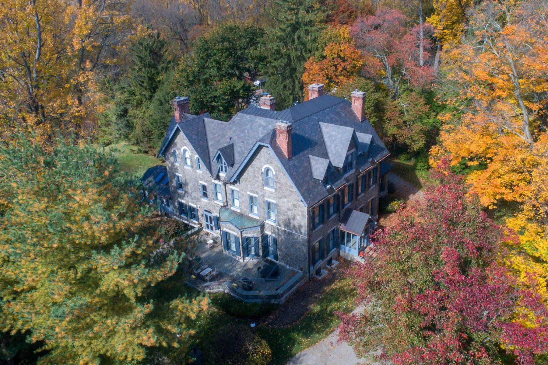 Single Family Homes のために 売買 アット Villanova, ペンシルベニア 19085 アメリカ