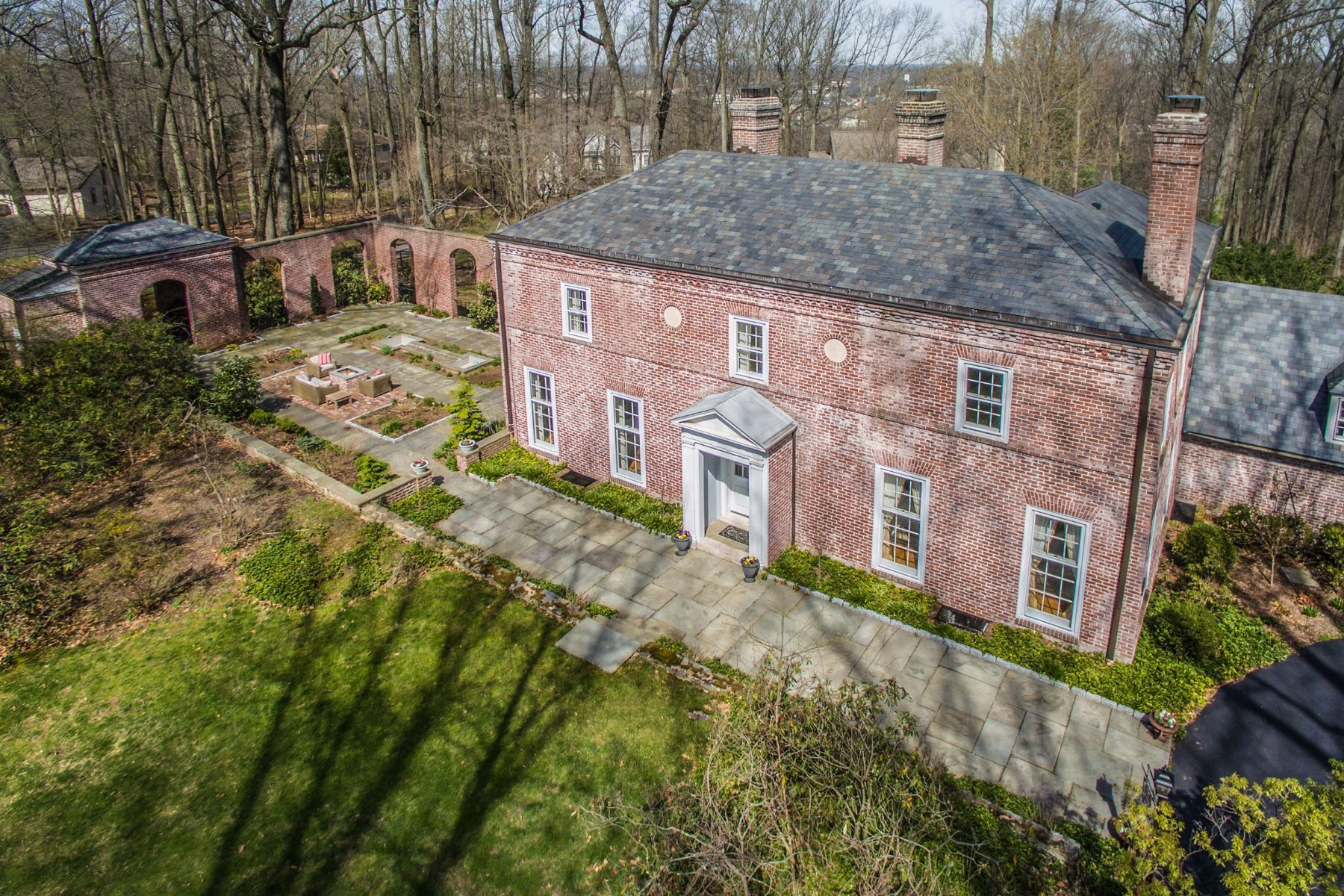 Single Family Home for Sale at Exceptional Colonial 440 DRESHERTOWN RD Fort Washington, Pennsylvania, 19034 United States