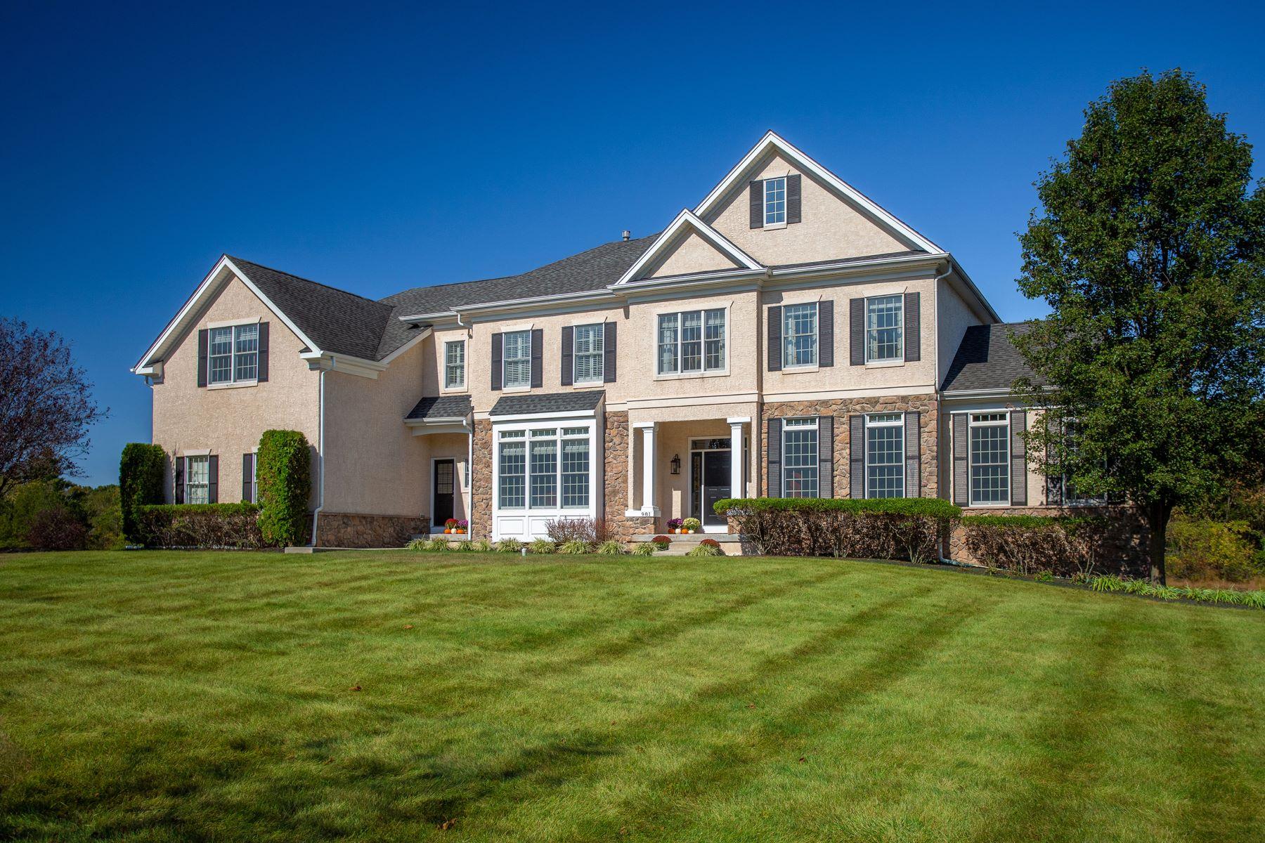 Single Family Homes por un Venta en 981 HUDNUT RD Schwenksville, Pennsylvania 19473 Estados Unidos