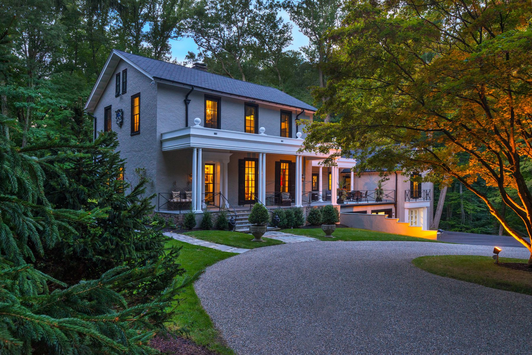 Single Family Homes for Sale at L'Ecole 6615 GREENHILL RD New Hope, Pennsylvania 18938 United States
