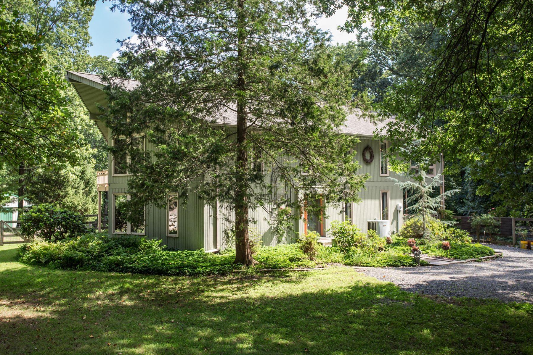 Частный односемейный дом для того Продажа на 2255 Deer Trl Rd Coopersburg, Пенсильвания, 18036 Соединенные Штаты