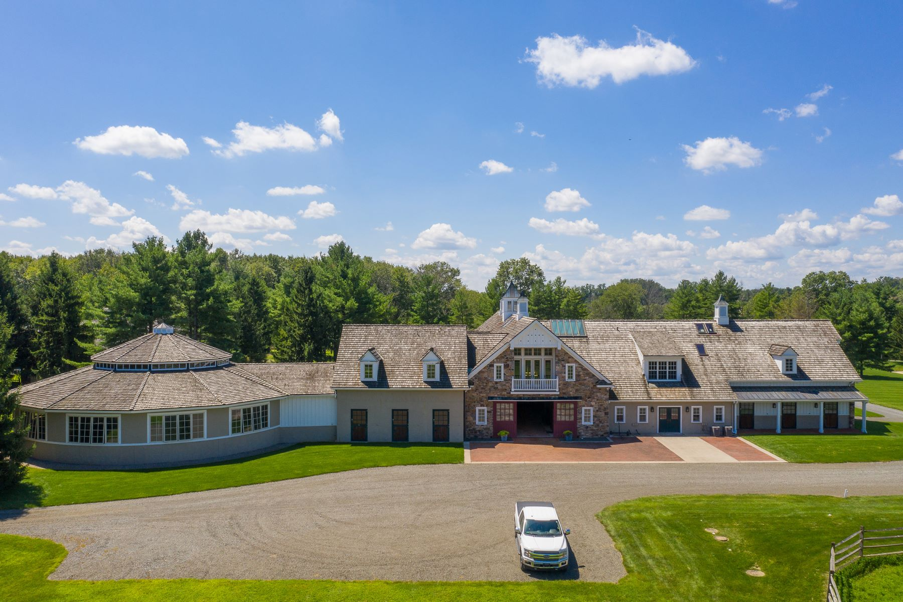Additional photo for property listing at Holly Farm 86 SANDY RIDGE RD, Stockton, New Jersey 08559 United States