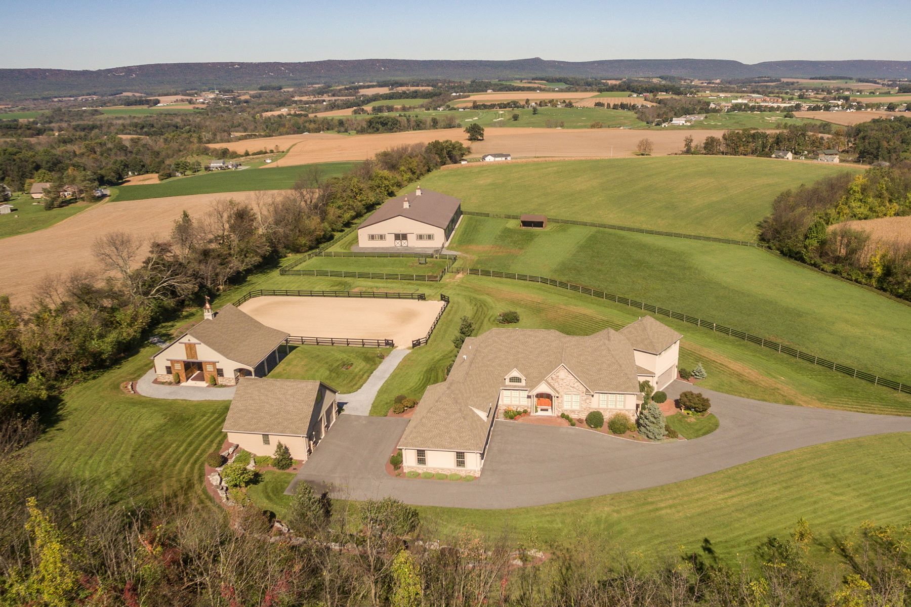 Farm / Ranch / Plantation for Sale at New Tripoli, Pennsylvania 18066 United States