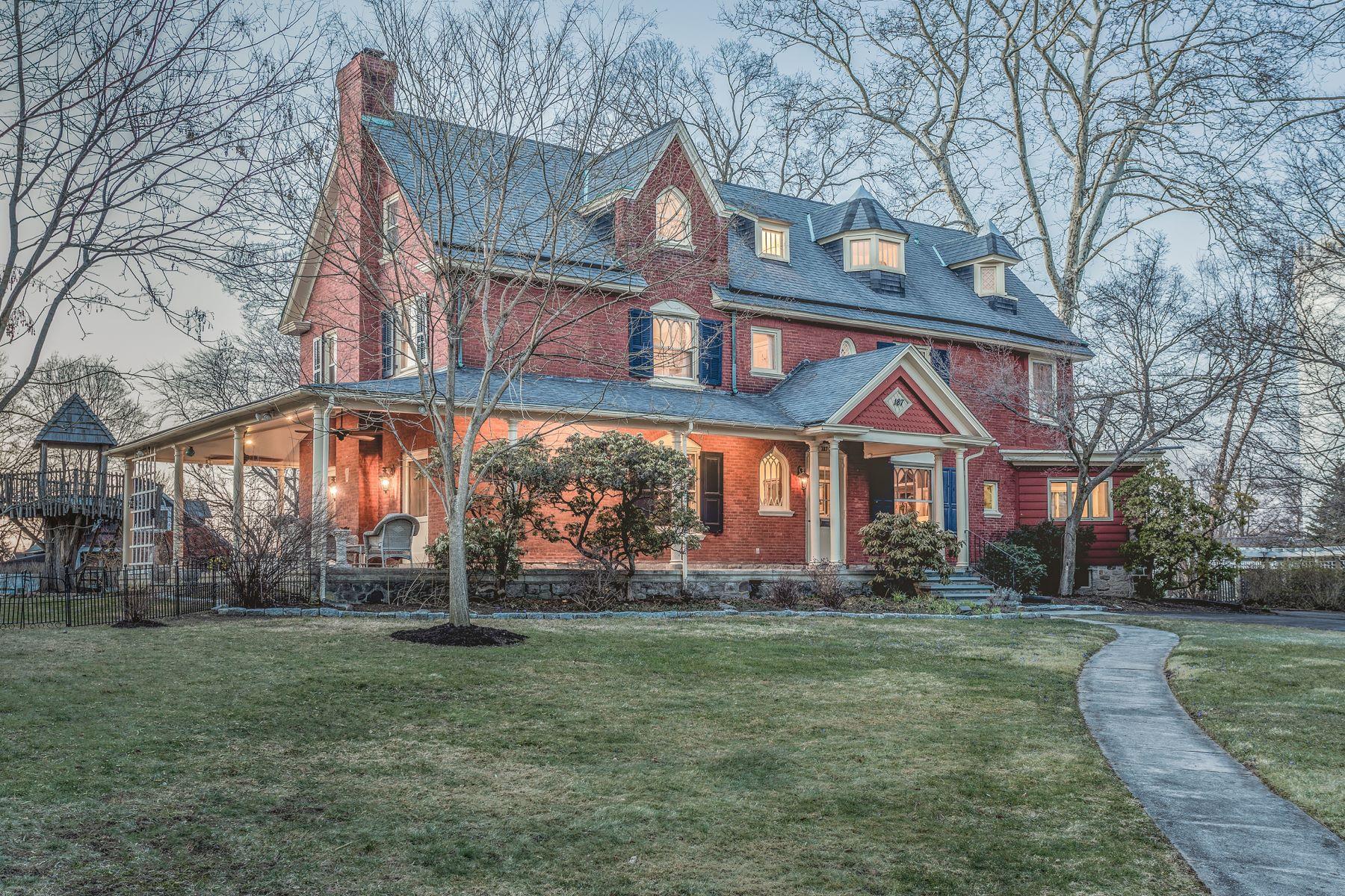 Single Family Home for Sale at Grand Dame of Doylestown 187 E COURT ST, Doylestown, Pennsylvania, 18901 United States