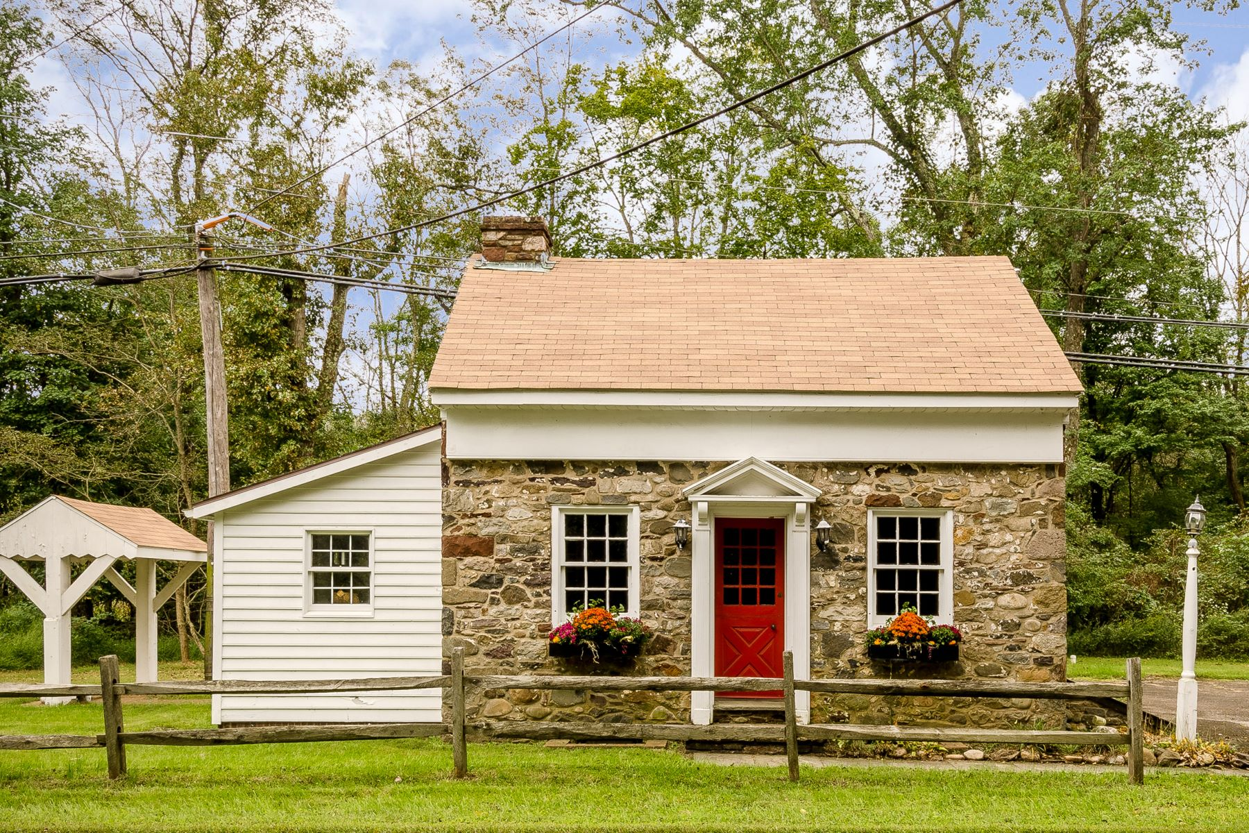 Single Family Homes for Sale at 1241 TAYLORSVILLE RD Washington Crossing, Pennsylvania 18977 United States