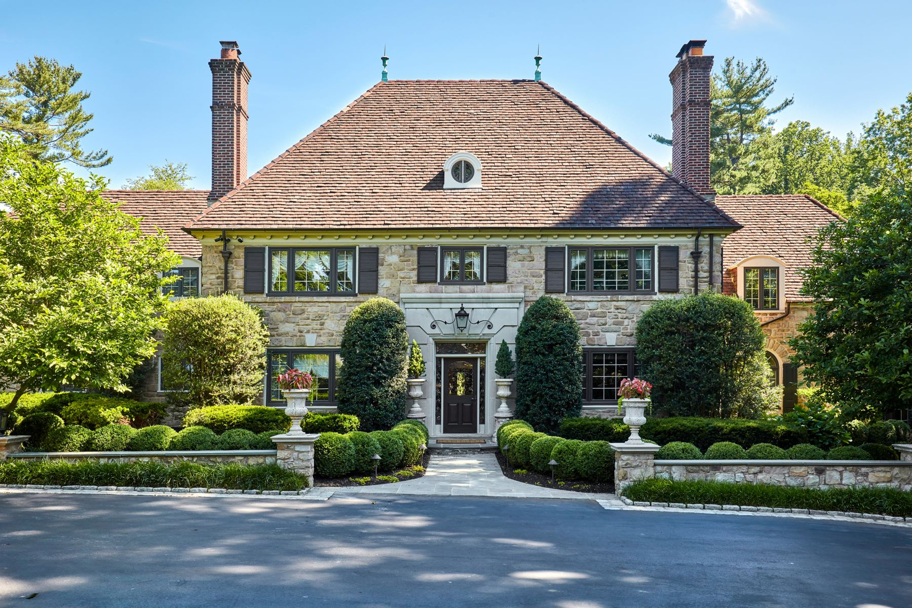 Single Family Home for Sale at 1241 Ridgewood Rd 1241 RIDGEWOOD RD Bryn Mawr, Pennsylvania 19010 United States