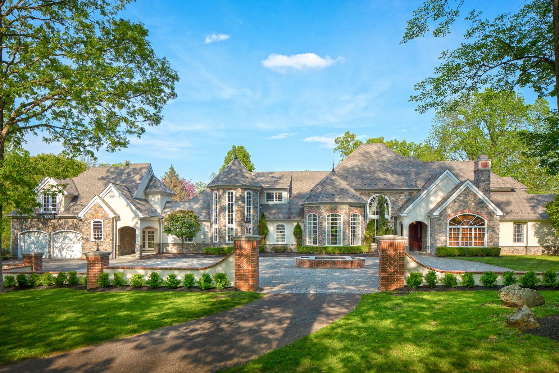 独户住宅 为 出租 在 3728 Windy Bush Rd 新希望镇, 宾夕法尼亚州 18938 美国