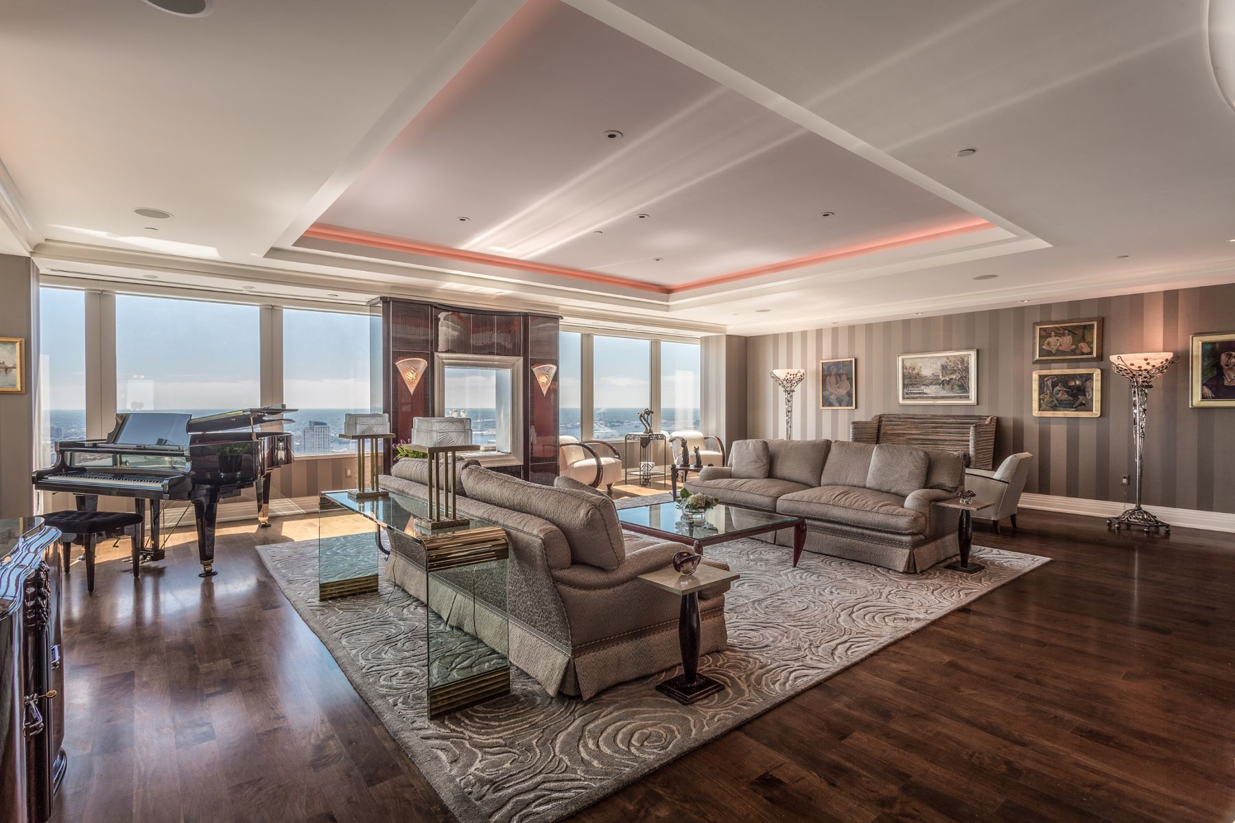 Additional photo for property listing at Two Liberty Residence 50 S 16TH ST #4604 4604 费城, 宾夕法尼亚州 19102 美国