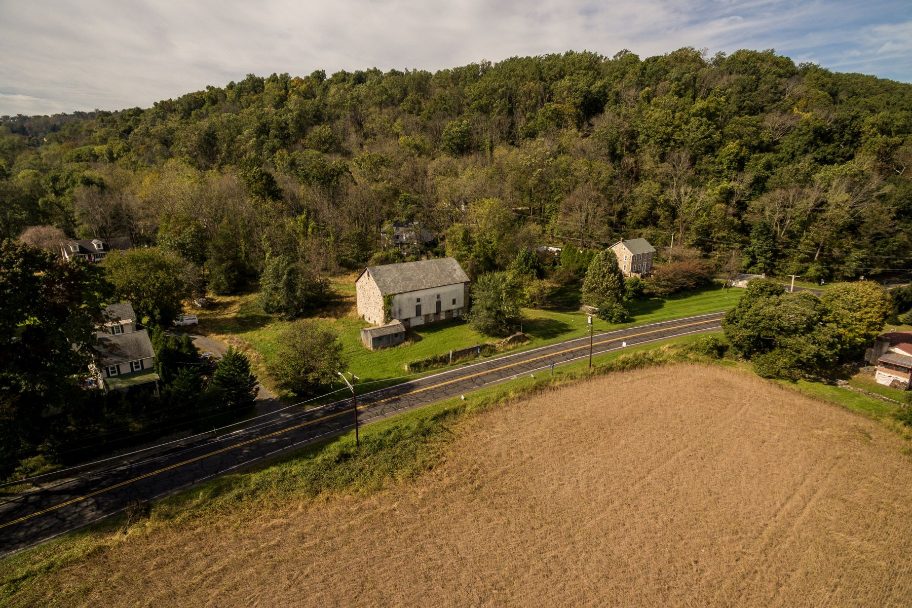 Land for Sale at LOT 5 EASTON RD Riegelsville, Pennsylvania 18077 United States