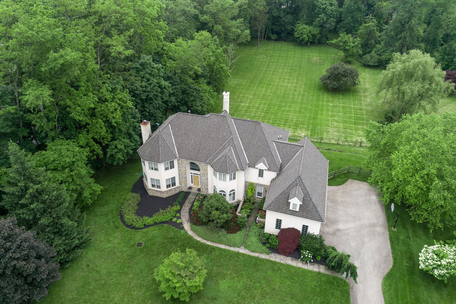 Single Family Homes for Sale at 542 NEWTOWN RD Berwyn, Pennsylvania 19312 United States