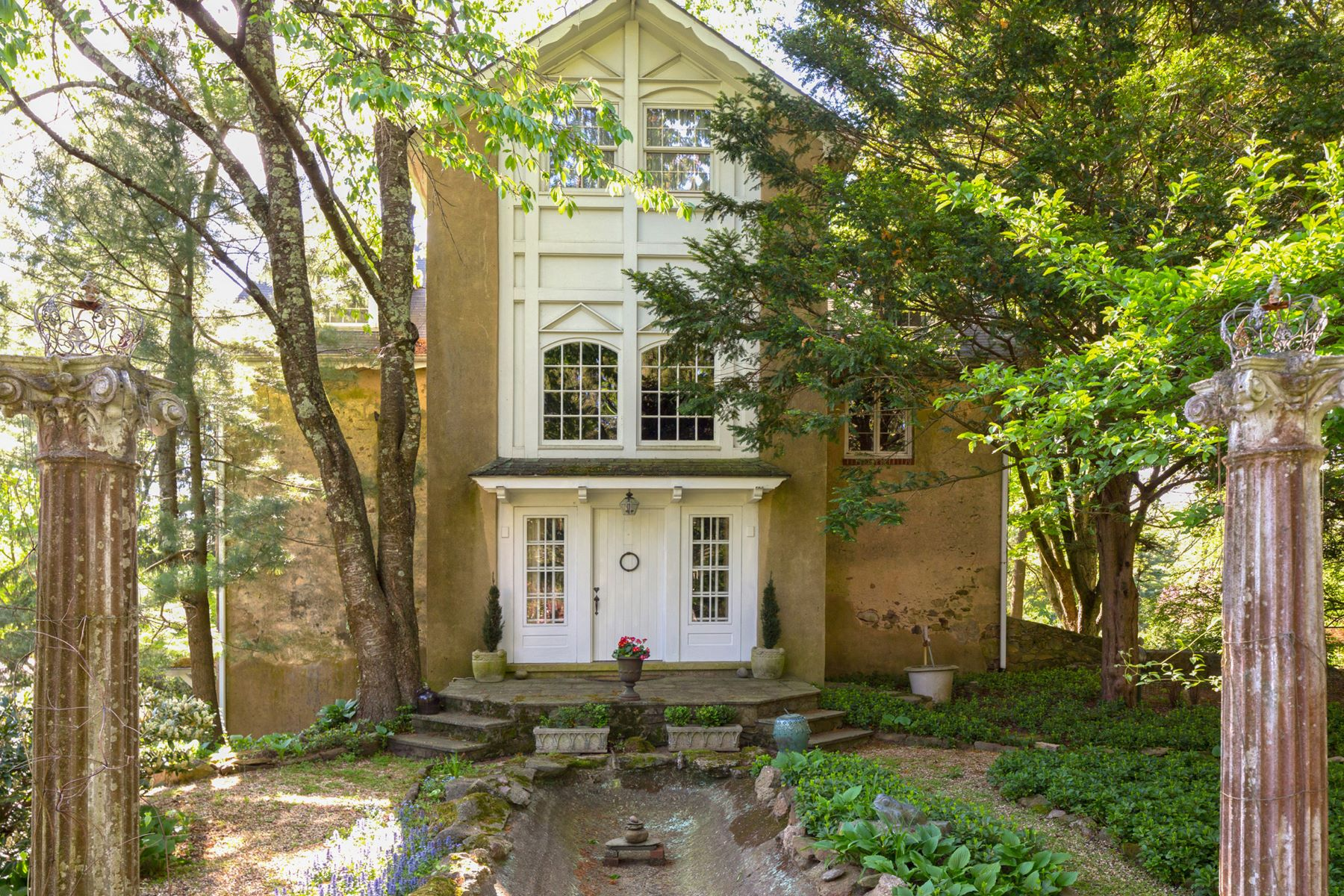 Single Family Homes for Sale at Weysmere 3136 BURNT HOUSE HILL RD Doylestown, Pennsylvania 18902 United States