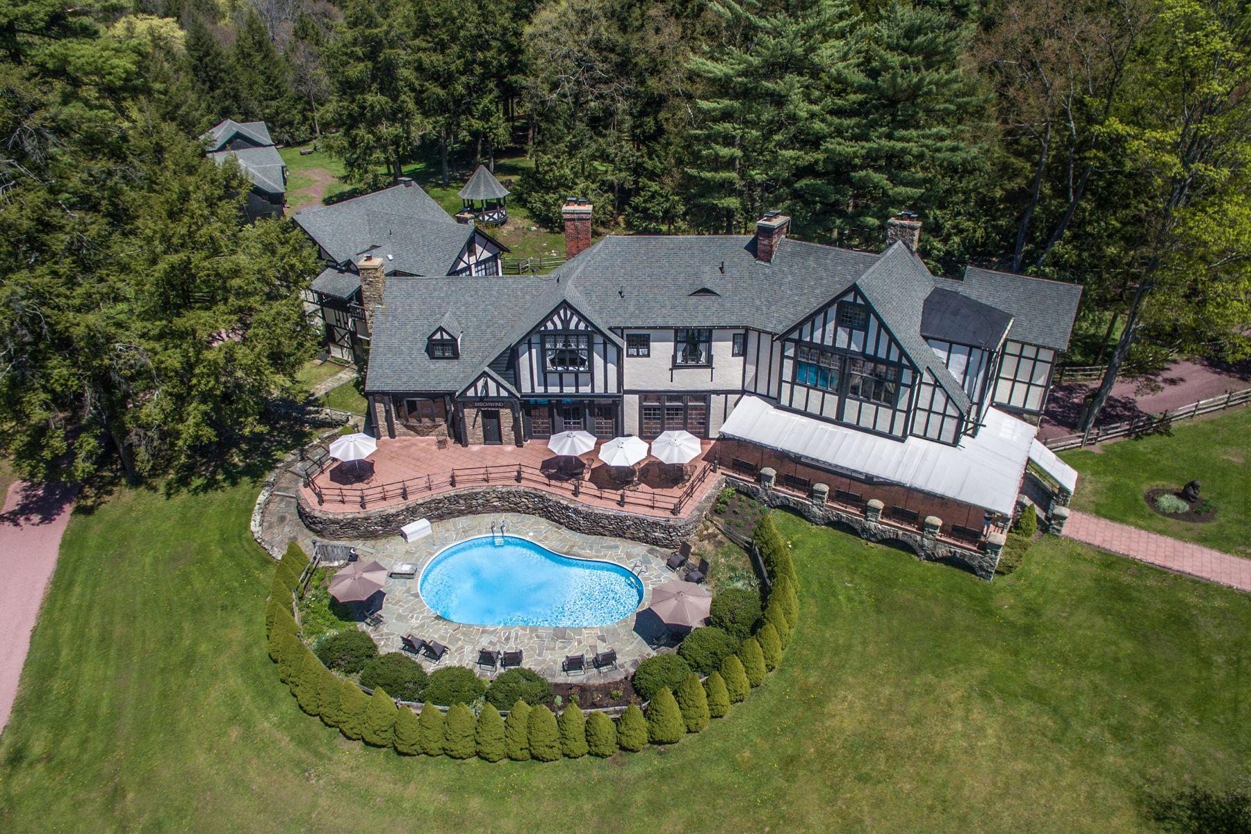 独户住宅 为 销售 在 1 Coach Rd Bear Creek, 宾夕法尼亚州 18602 美国