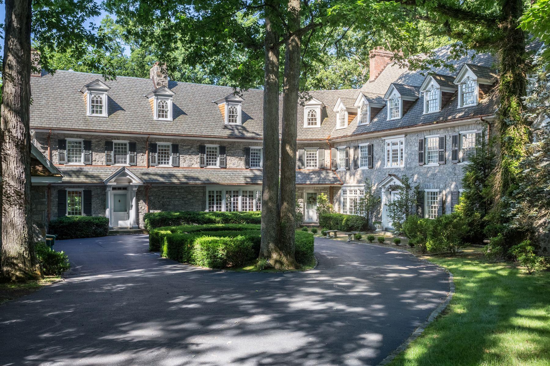 Single Family Home for Sale at 1336 Gypsy Hill Rd 1336 GYPSY HILL RD Gwynedd Valley, Pennsylvania 19002 United States