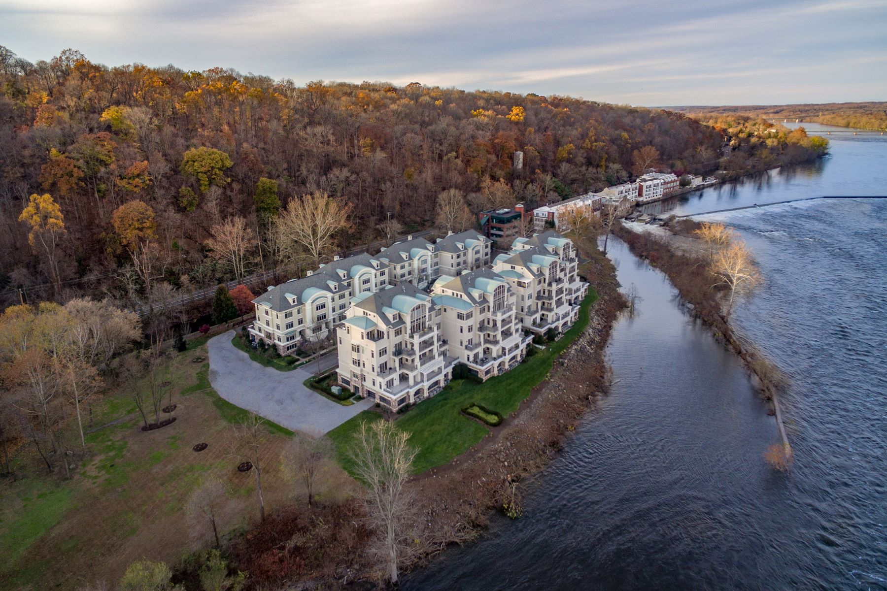 Condominium for Sale at 506 Waterview Pl #506 506 WATERVIEW PL #506 506, New Hope, Pennsylvania 18938 United States