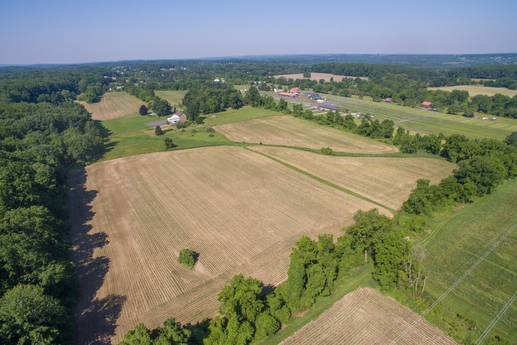 Land for Sale at 36 Gorgeous Acres 3161 CREAMERY RD New Hope, Pennsylvania, 18938 United States