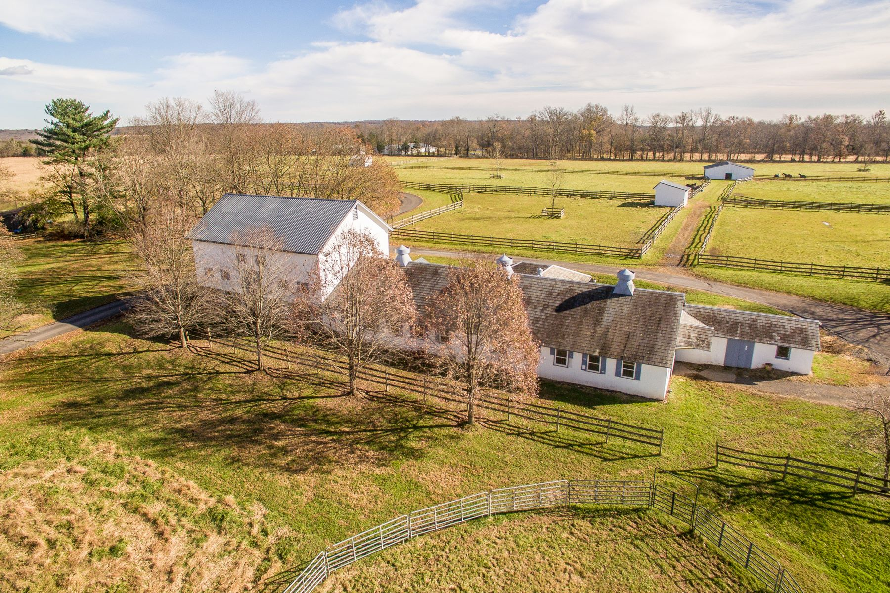 Land for Sale at Come Along Farm 55 MUNICIPAL RD, Pipersville, Pennsylvania 18947 United States