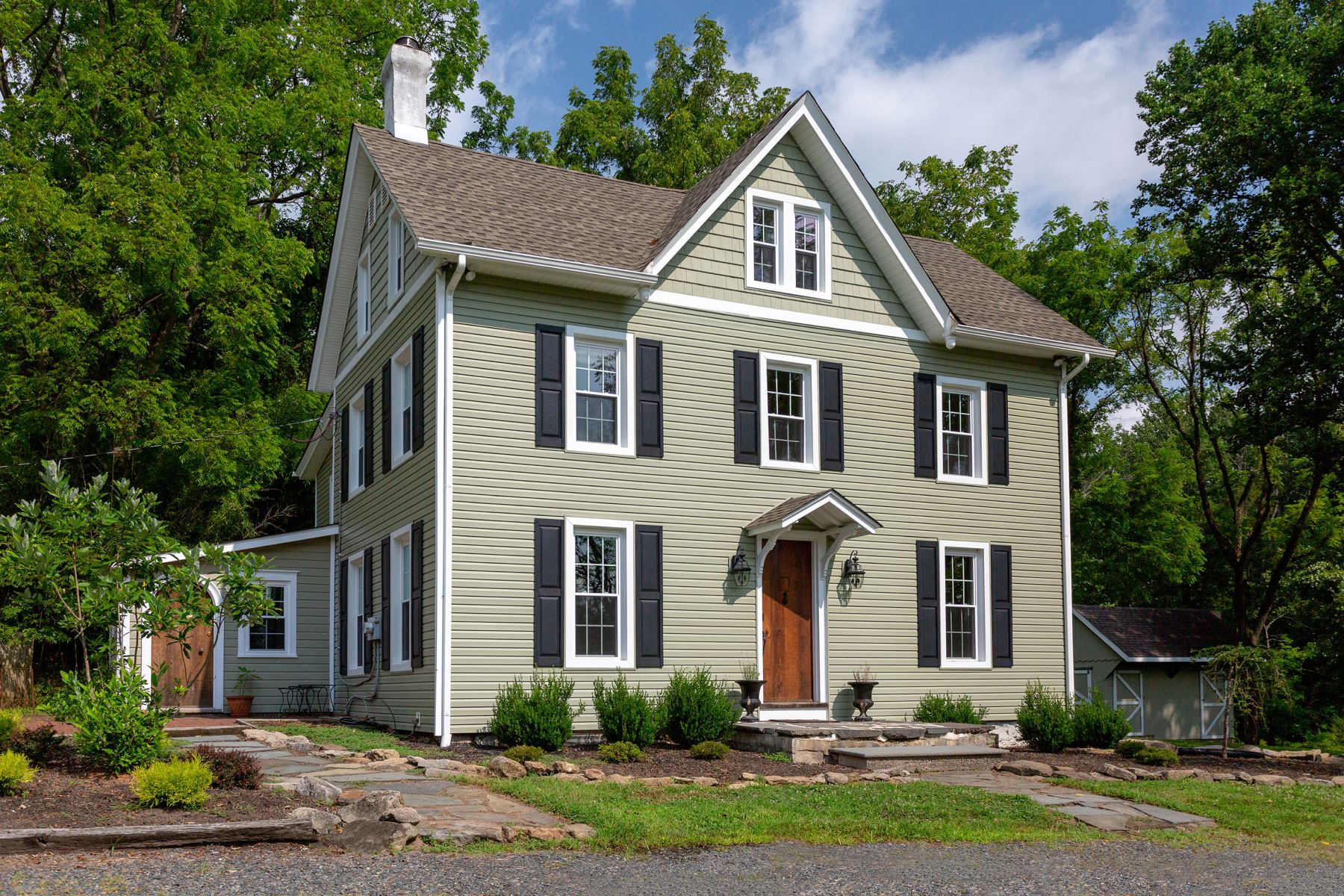 Single Family Homes for Sale at 5342 ASH RD Doylestown, Pennsylvania 18902 United States