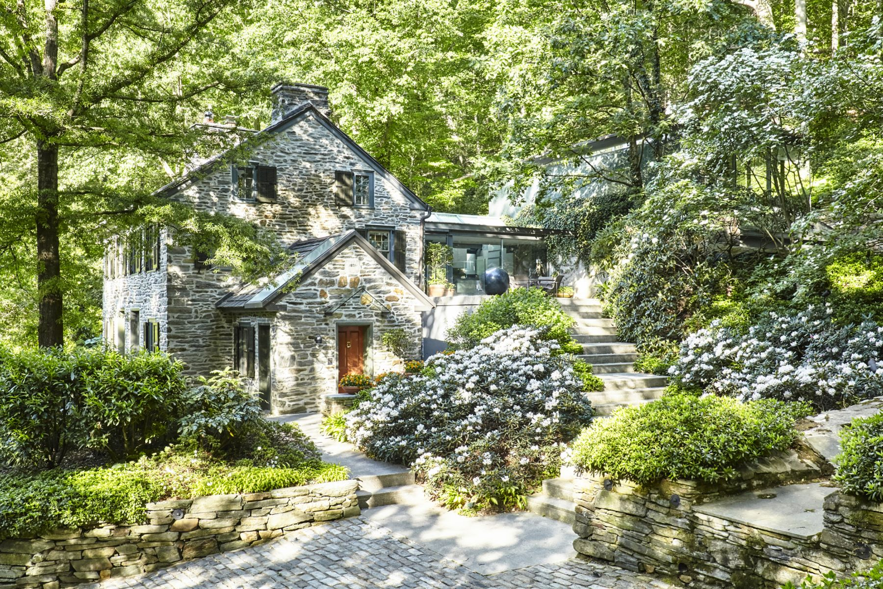 Single Family Home for Sale at 1485 Mill Creek Rd Gladwyne, Pennsylvania 19035 United States