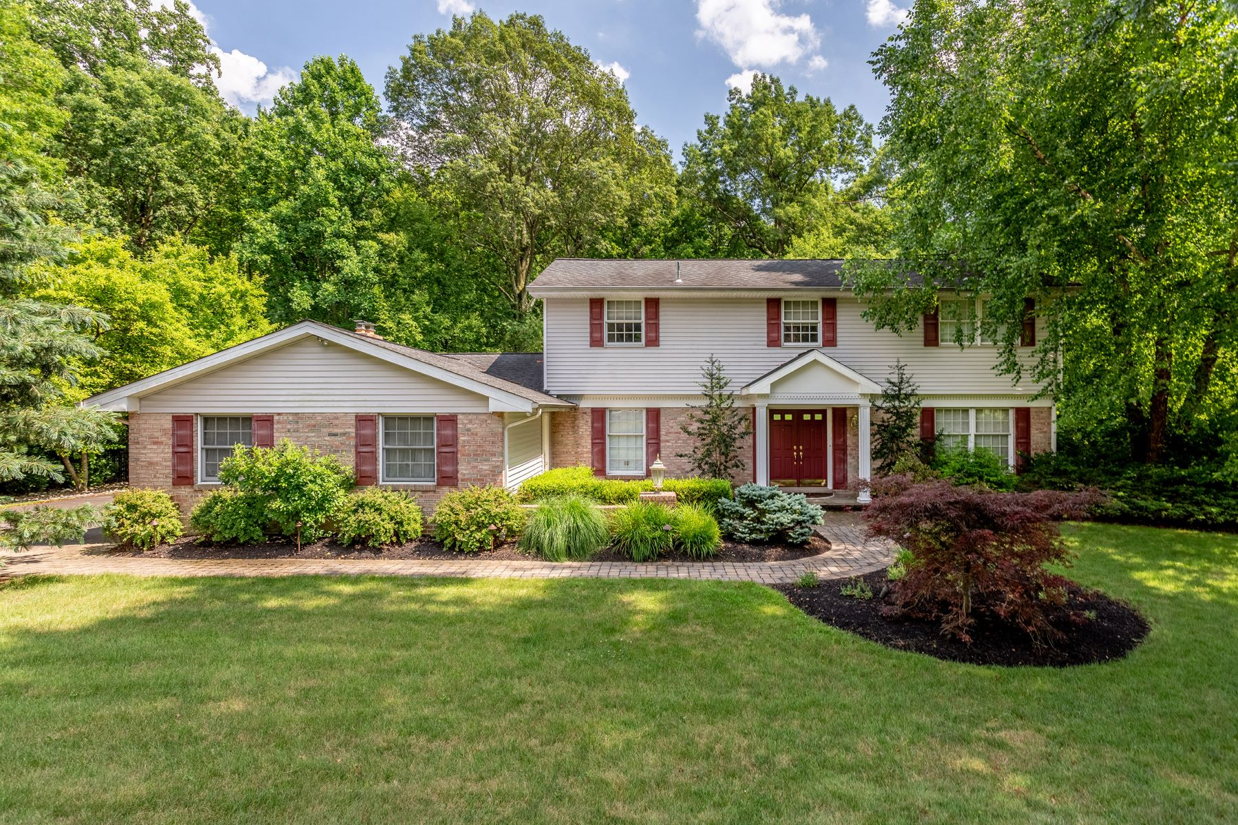 Single Family Homes for Sale at Hunters Run 5678 S DEER RUN RD Doylestown, Pennsylvania 18902 United States