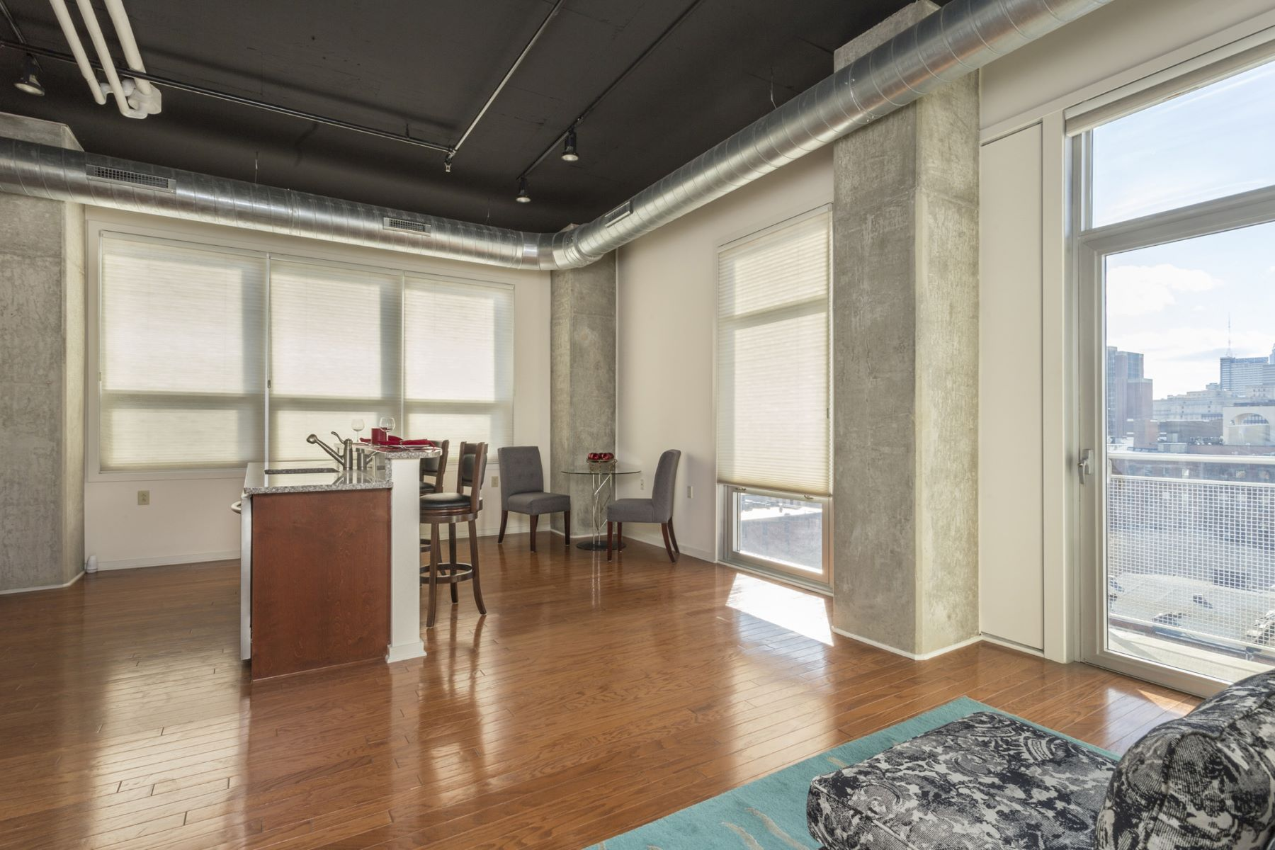 open-houses property at Like-New Old City Loft