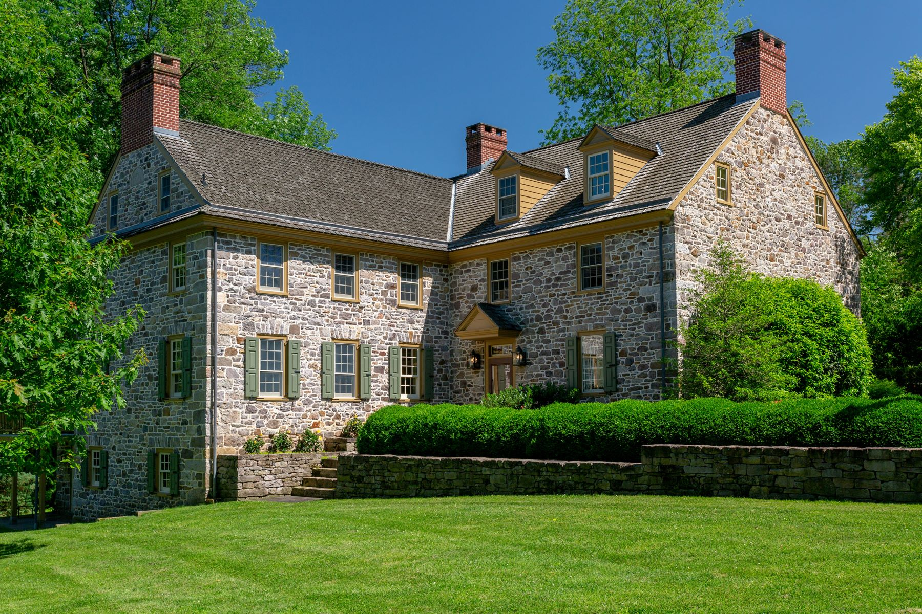 Single Family Homes for Sale at New Hope, Pennsylvania 18938 United States