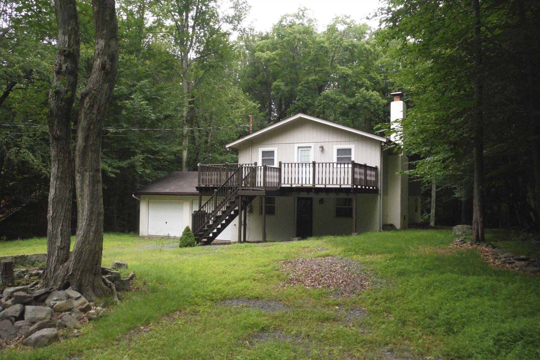 独户住宅 为 销售 在 354 Ridge Rd Pocono Lake, 宾夕法尼亚州, 18347 美国