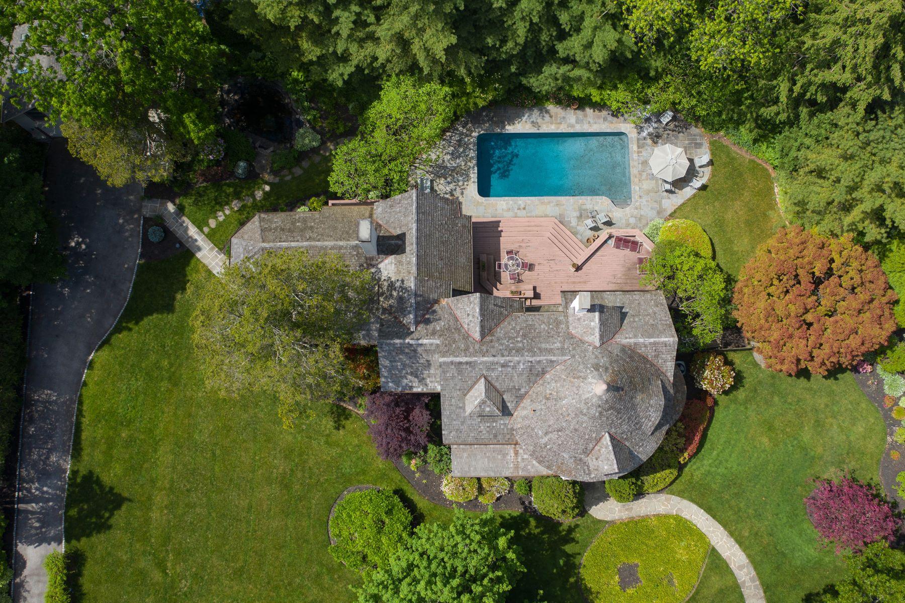 Single Family Homes for Sale at 131 E BEECHTREE LN Wayne, Pennsylvania 19087 United States