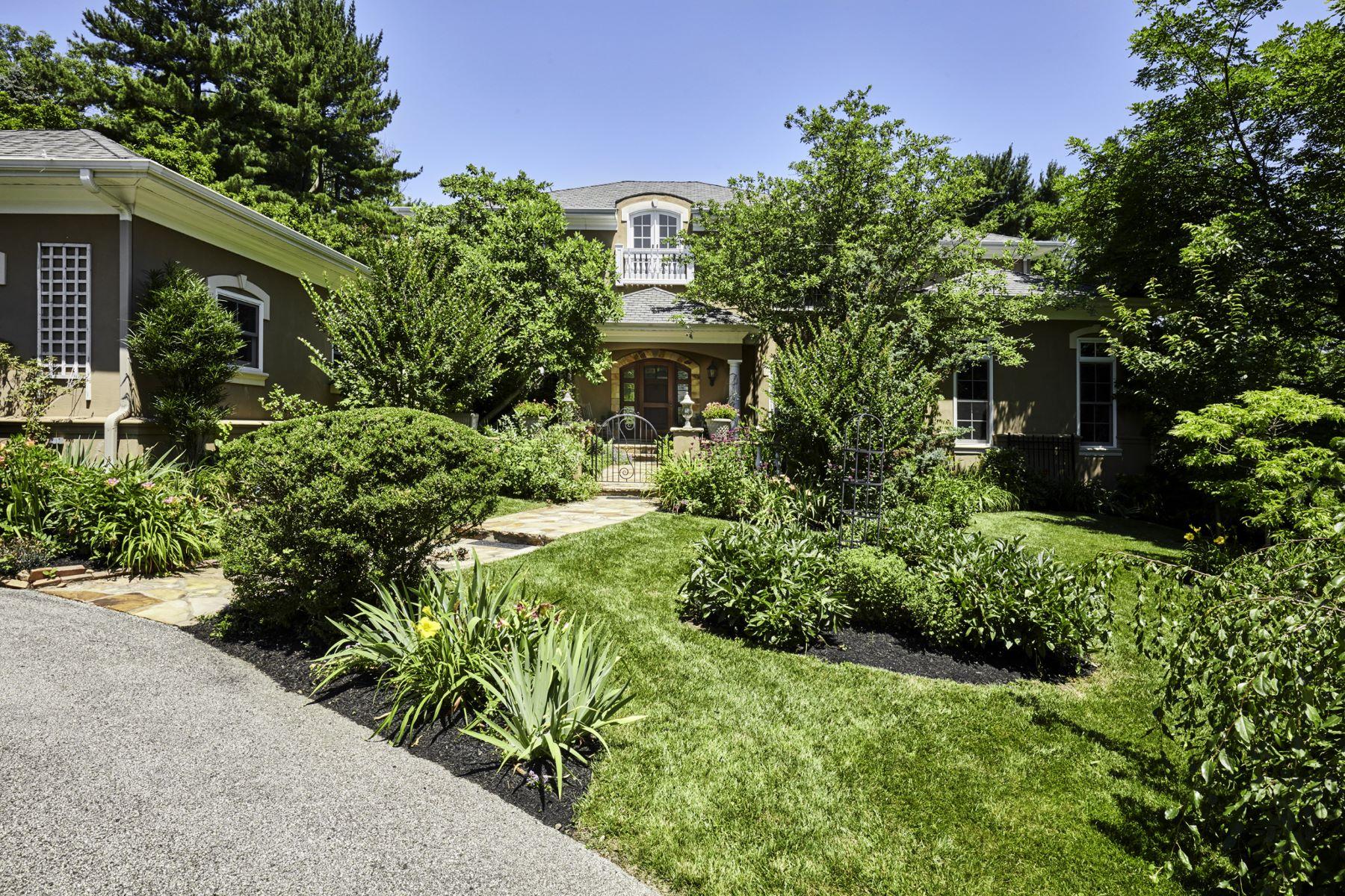 pour l Vente à Immaculate Estate 921 STONY LN Gladwyne, Pennsylvanie, 19035 États-Unis