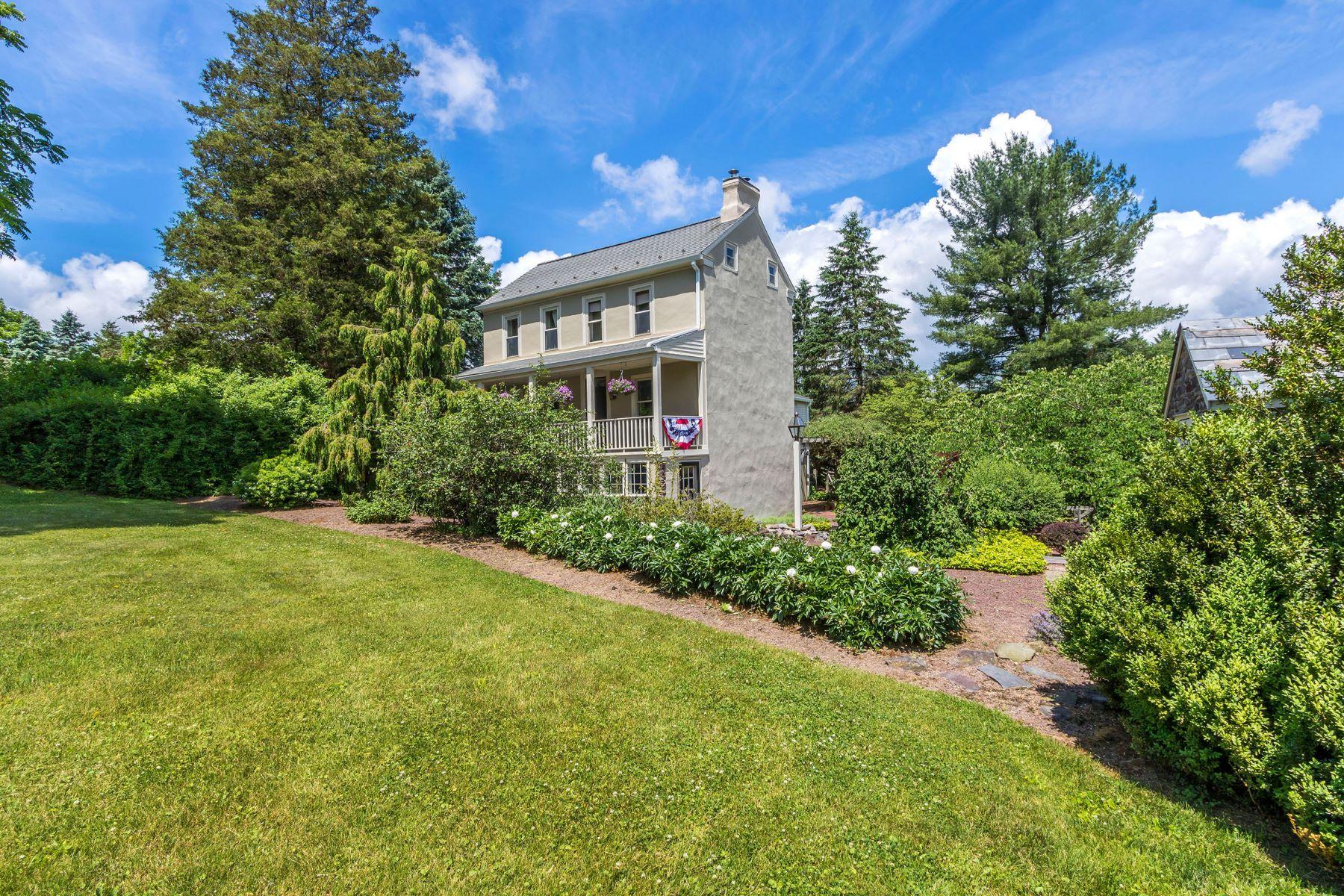 Single Family Homes för Försäljning vid Kintnersville, Pennsylvania 18930 Förenta staterna