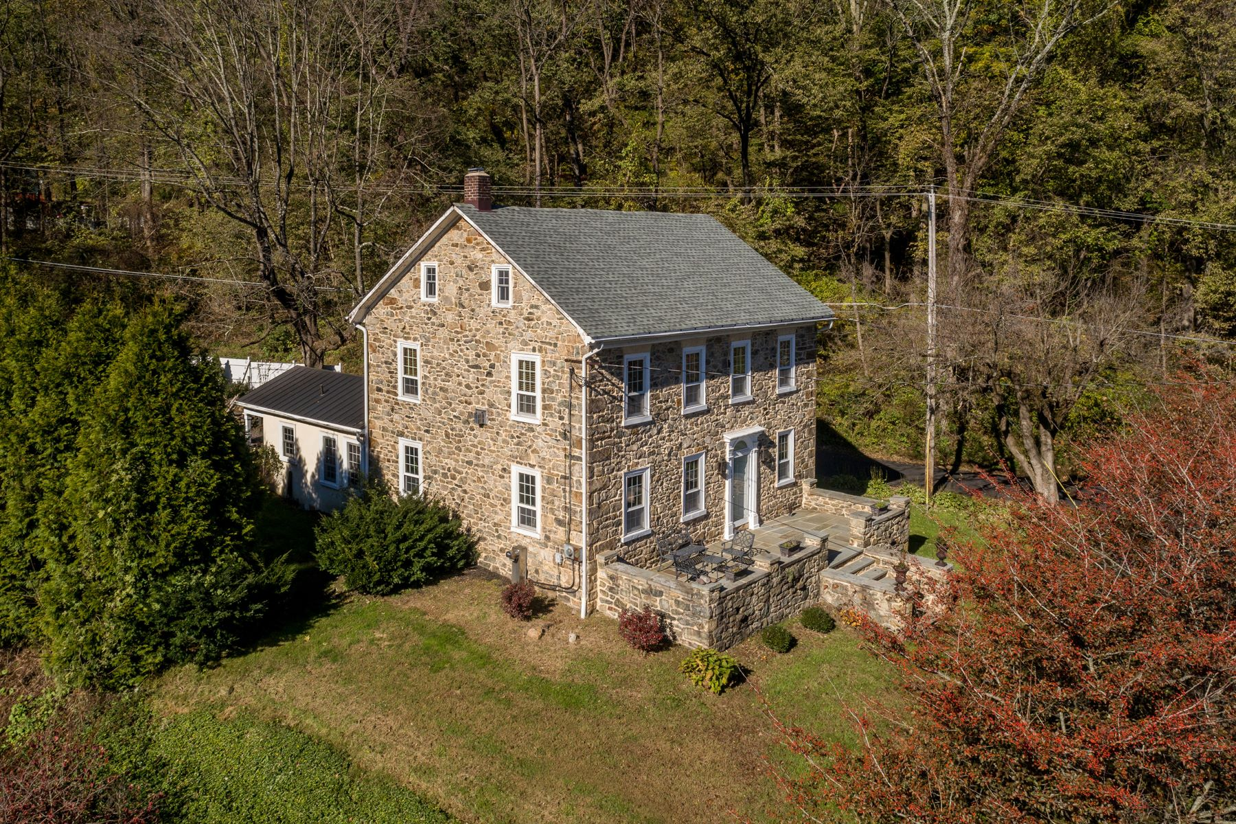 Single Family Homes for Sale at 107 EASTON RD Riegelsville, Pennsylvania 18077 United States