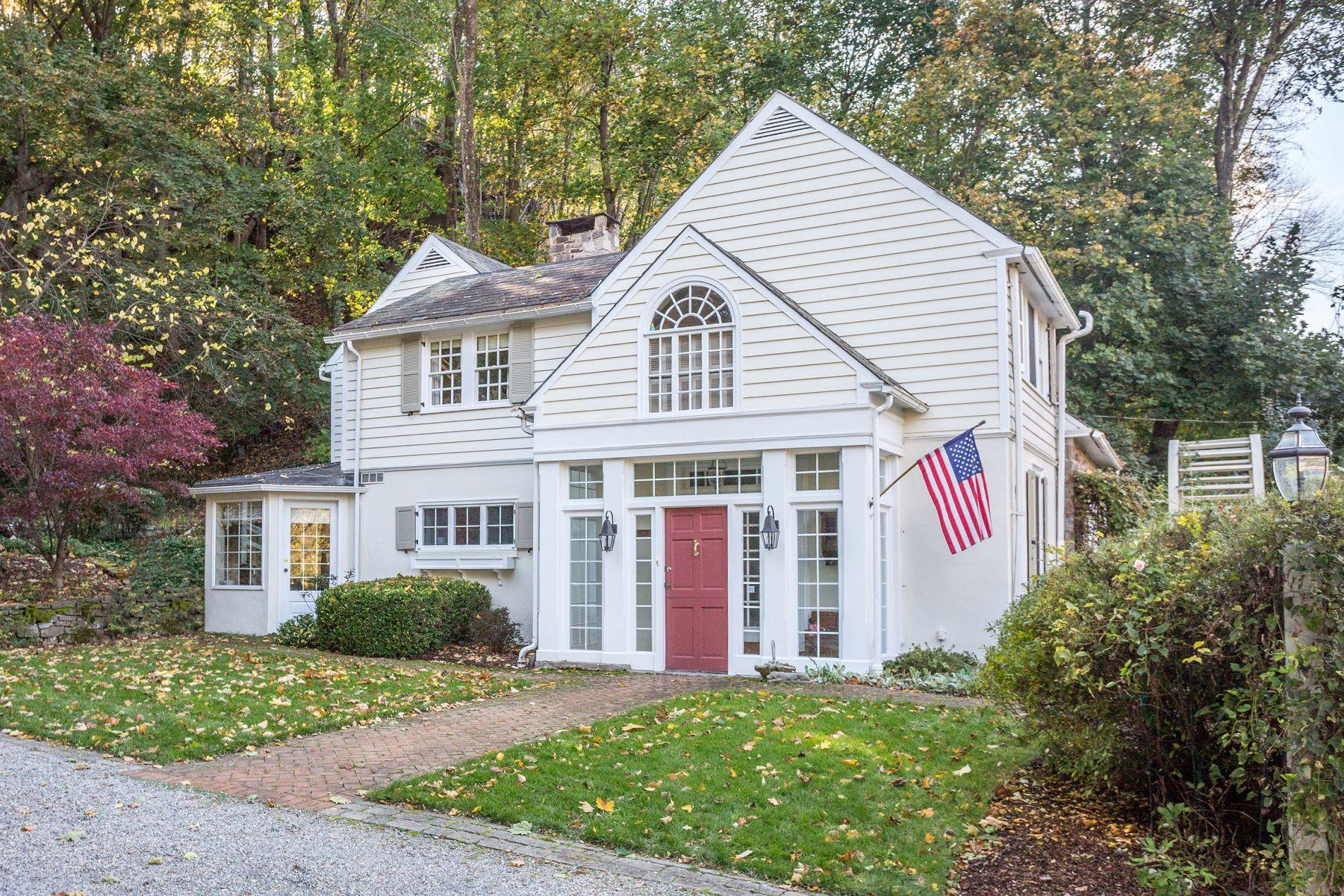 Частный односемейный дом для того Продажа на 3523 River Rd New Hope, Пенсильвания, 18938 Соединенные Штаты