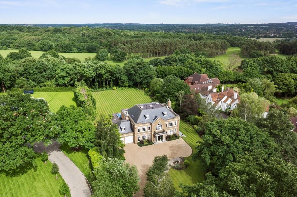 獨棟家庭住宅 為 出售 在 Pachesham Park, Oxshott KT22 Southgate House Leatherhead, 英格蘭, KT22 0DJ 英國