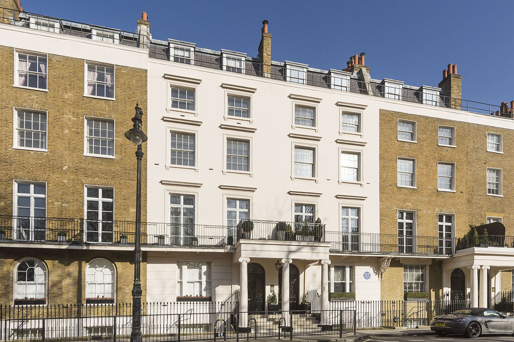 Apartment for Sale at Eaton Square, Belgravia London, England, United Kingdom