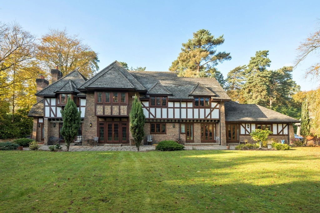 sales property at Old Avenue, St George's Hill , Weybridge
