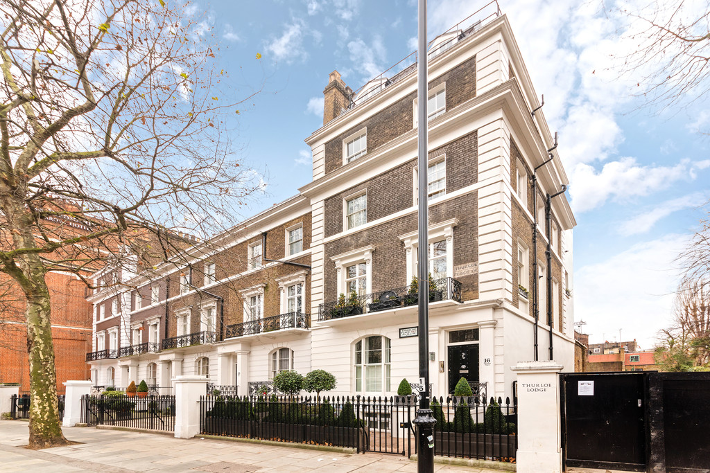Appartement pour l Vente à Thurloe Place, Knightsbridge London, Angleterre, Royaume-Uni
