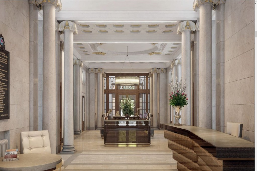 Appartement pour l Vente à Richmond Hill, Richmond Star & Garter Plot 64 Richmond, Angleterre, TW10 6RR Royaume-Uni