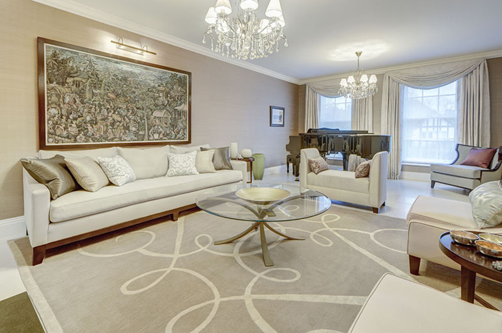 Single Family Home for Sale at West Heath Road, Hampstead London, England, United Kingdom