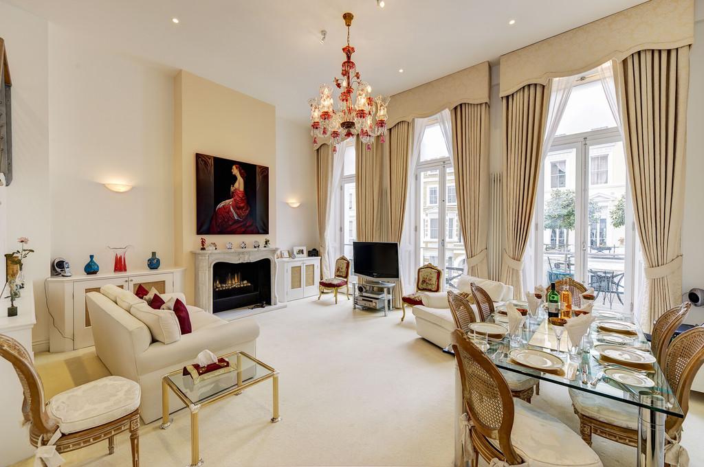 Appartement pour l Vente à Lexham Gardens, Kensington, London London, Angleterre, Royaume-Uni