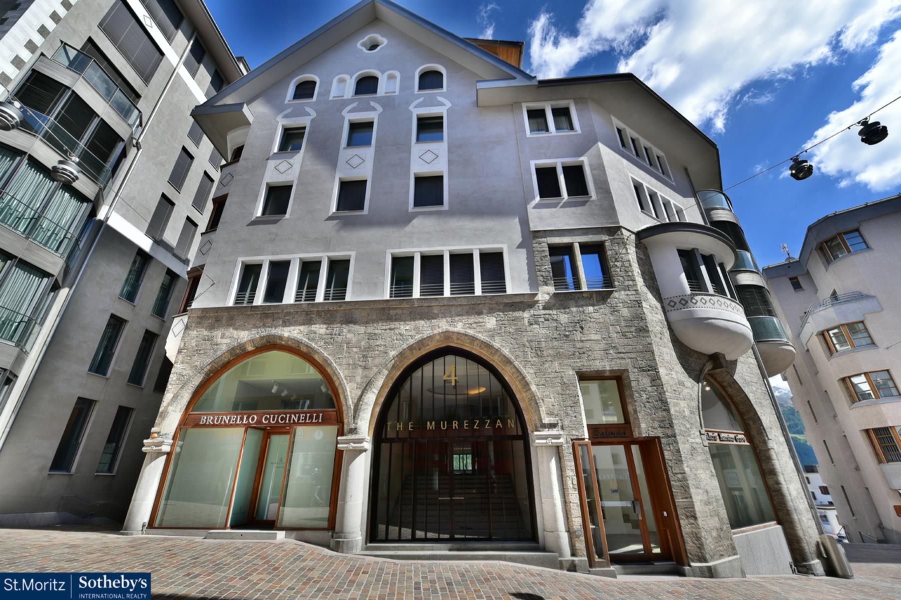 Appartement pour l Vente à New 3.5 room apartment in St. Moritz-Dorf St. Moritz, Grisons, 7500 Suisse