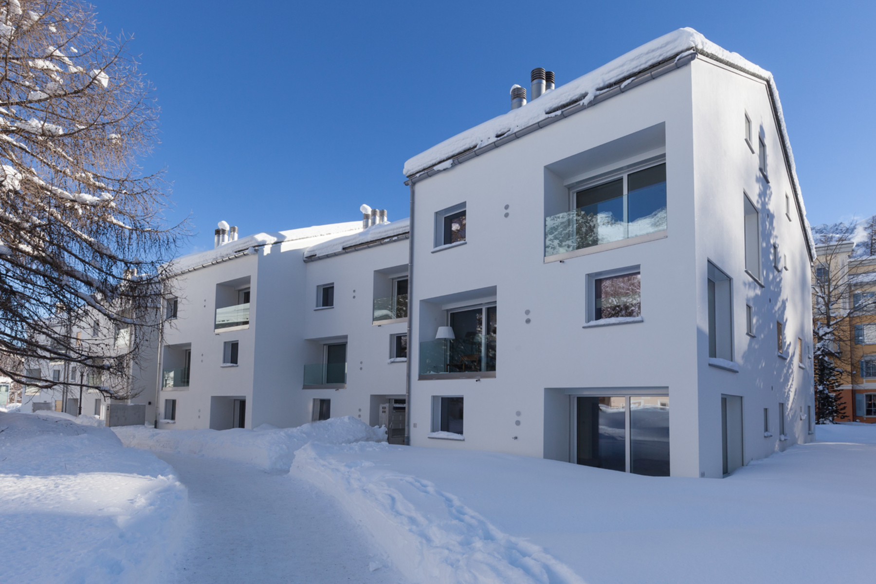 公寓 為 出售 在 Modern & bright 4.5-room duplex apartment Sils Maria Other Switzerland, 瑞士的其他地區, 7514 瑞士
