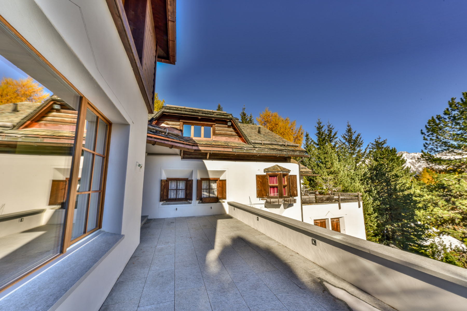 Single Family Home for Sale at Luxurious villa on the Suvretta hillside St. Moritz, Grisons, 7500 Switzerland