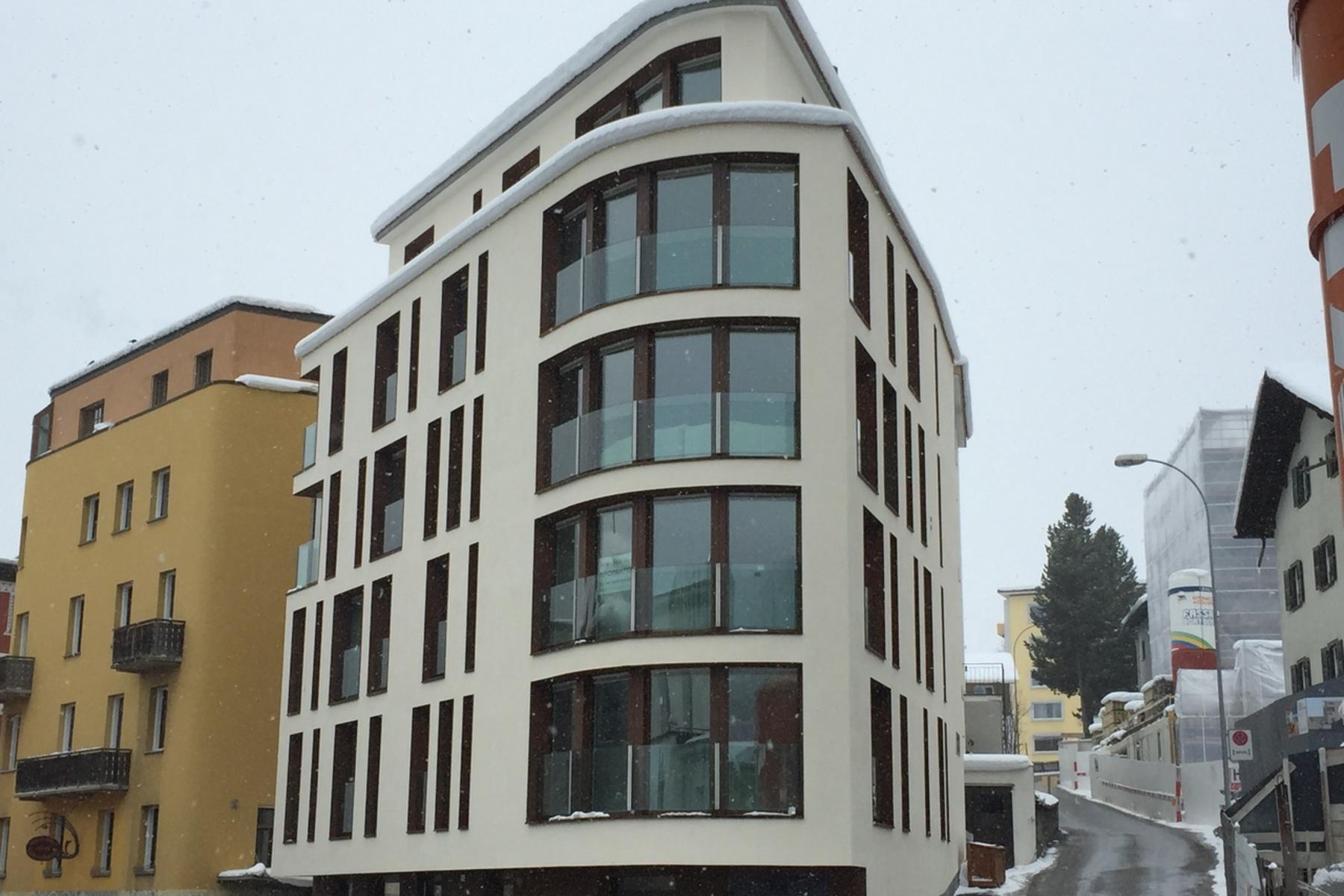 Appartement pour l Vente à New moderne 2.5 room apartment St. Moritz Bad St. Moritz, Grisons, 7500 Suisse