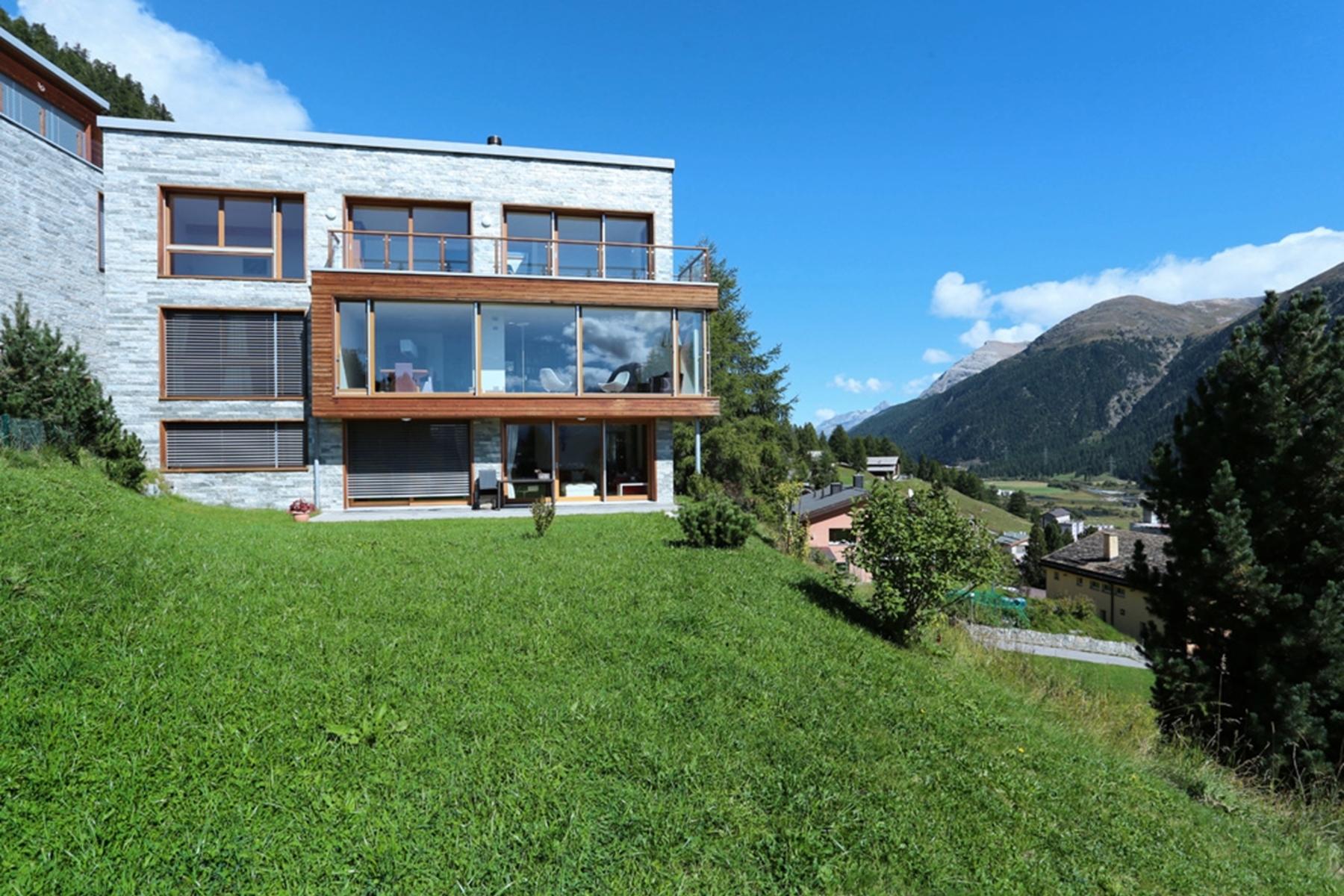 Maison unifamiliale pour l Vente à For sale, Villa, 7503 Samedan, Ref. 1551413 Other Switzerland, Autres Régions De La Suisse, 7503 Suisse