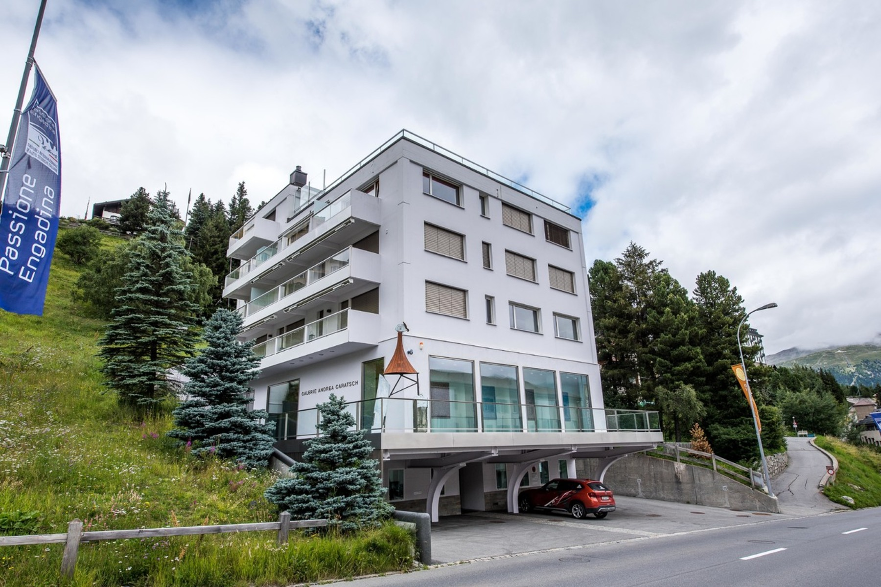 Apartamento para Venda às 4 ½ rooms apartment in St. Moritz, St. Moritz, Grisons, 7500 Suíça